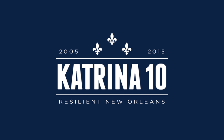 Announcing: Katrina 10 Identity & Website