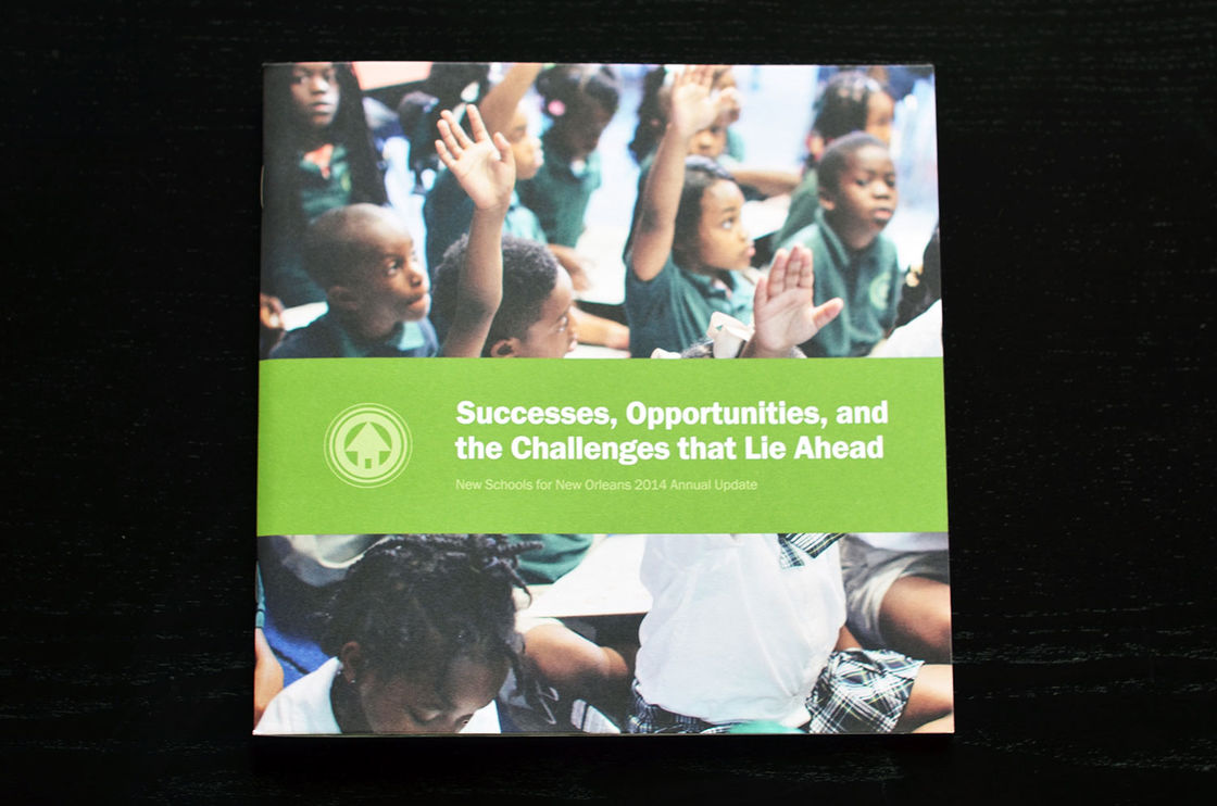 New Schools Annual Report 01