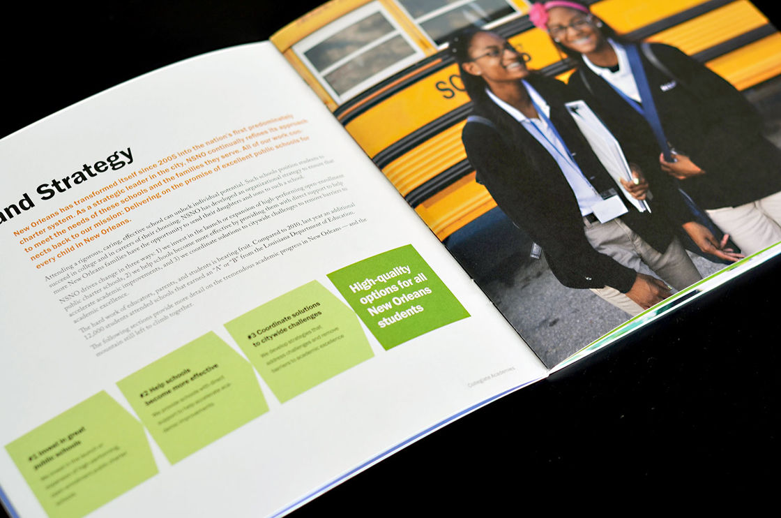 New Schools Annual Report 04