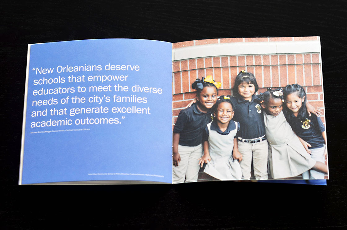 New Schools Annual Report 05