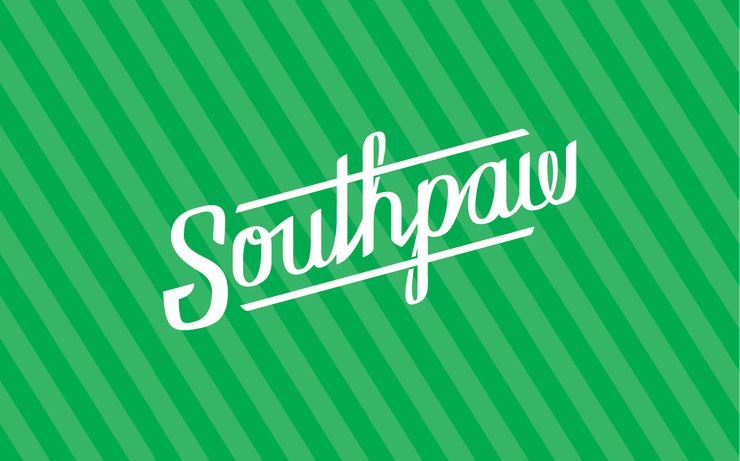 A Rebrand for Southpaw Creative