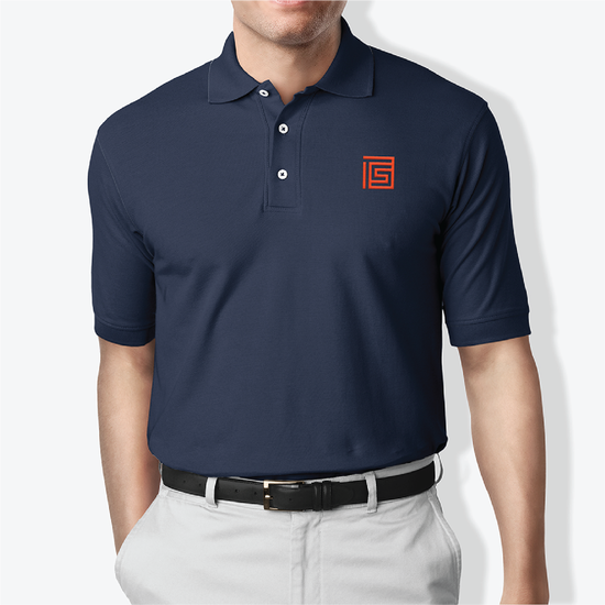 Top step polo navy