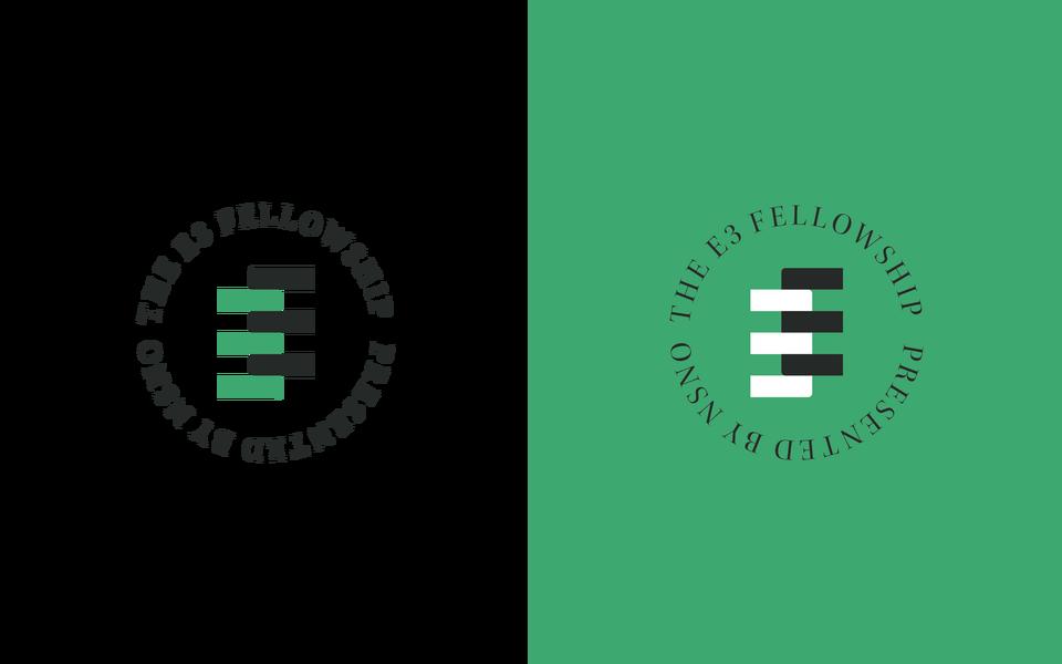 NSNO E3 fellowship icons white green