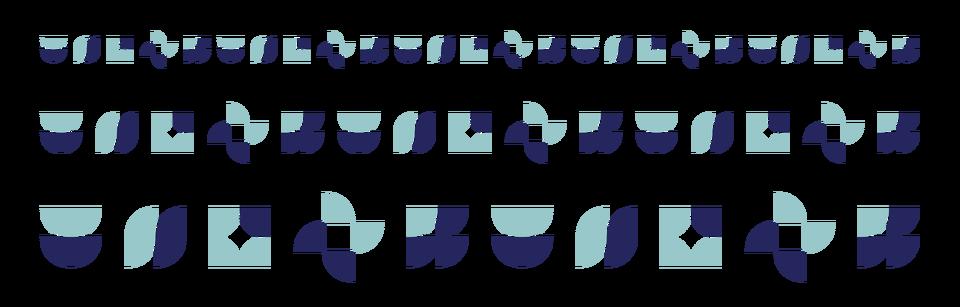 SELF icon stripe 2