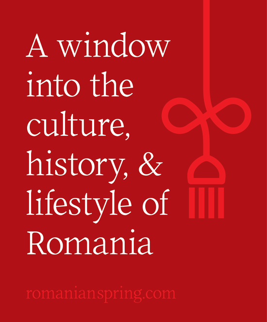 Romanian Spring Branded Statement 2