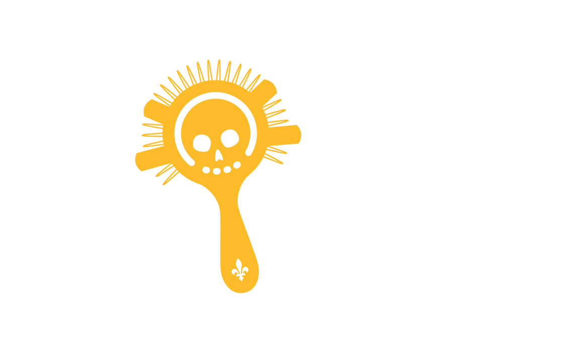 Usbg New Orleans Logo On Dark