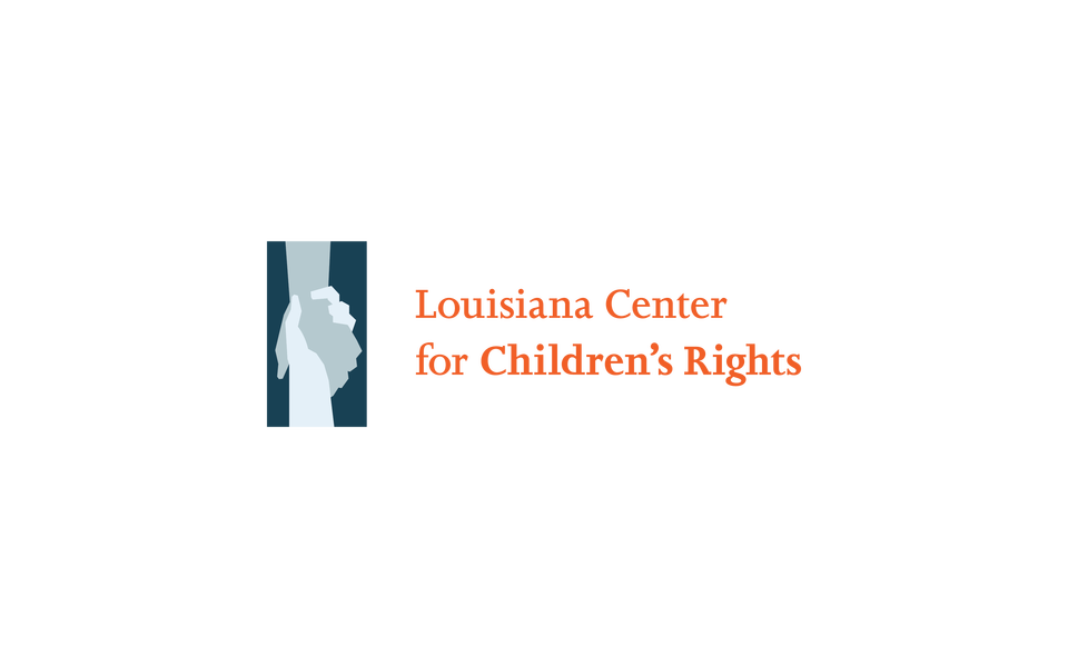 Louisiana Center Childrens Rights Logo On Light