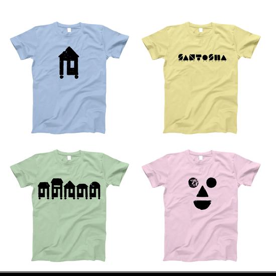 Santosha T Shirts
