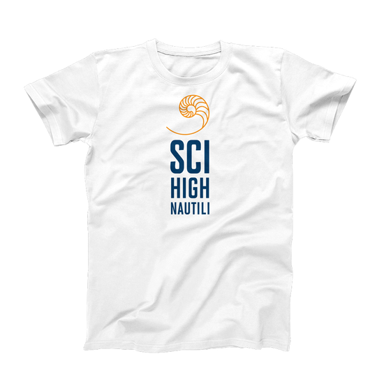 Sci High Shirt White